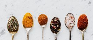 多品種少量生産・スパイス・食品イメージ
